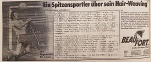 Gedruckt im April 1974!