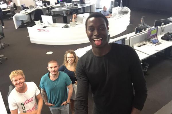 SoMedia Team-Selfie