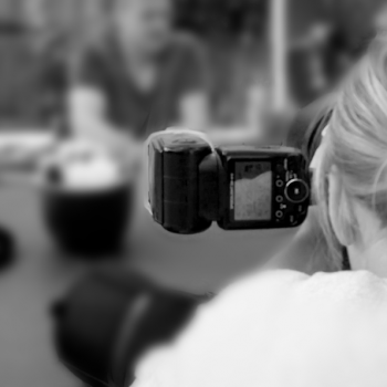 Interviewsituation, Making Of / Video Milena Källin