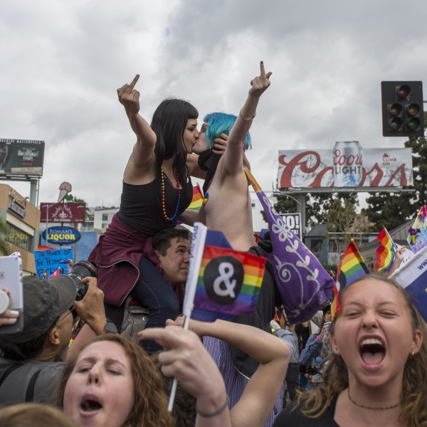 L.A. Pride Cancels Annual Parade In Favor Of Protest March