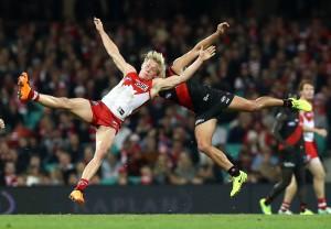 AFL Rd 14 - Sydney v Essendon